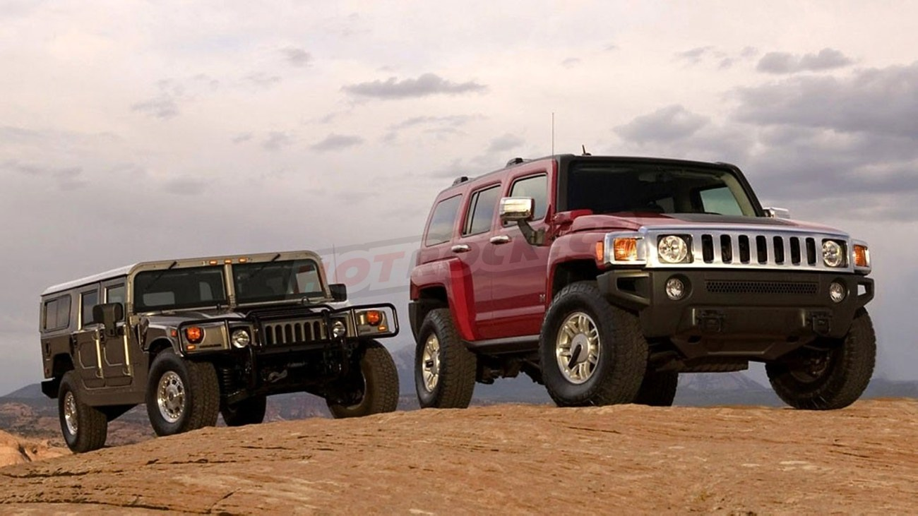 auto Hummer H2