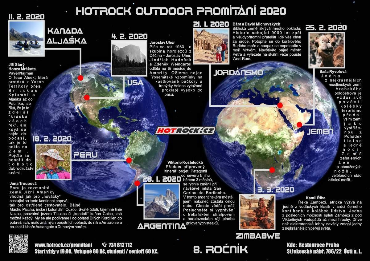 HOTROCK OUTDOOROVÉ PROMÍTÁNÍ 2020