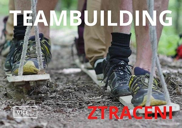 Teambuilding - Ztraceni